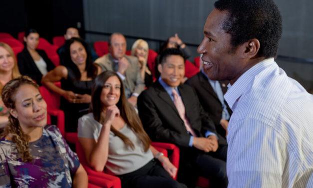Elevate Your Leadership: Establishing Your Trainer Presence