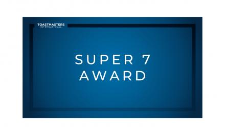 Super 7 Award Winners for February 2021